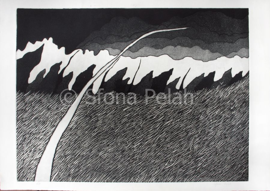 """Untitled"" (grass) by sfona pelah"